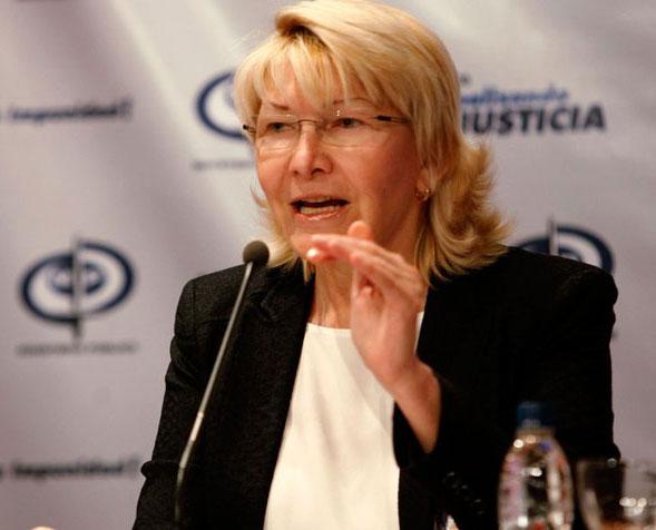 Fiscal general pide a funcionarios no utilizar armas de fuego en manifestaciones