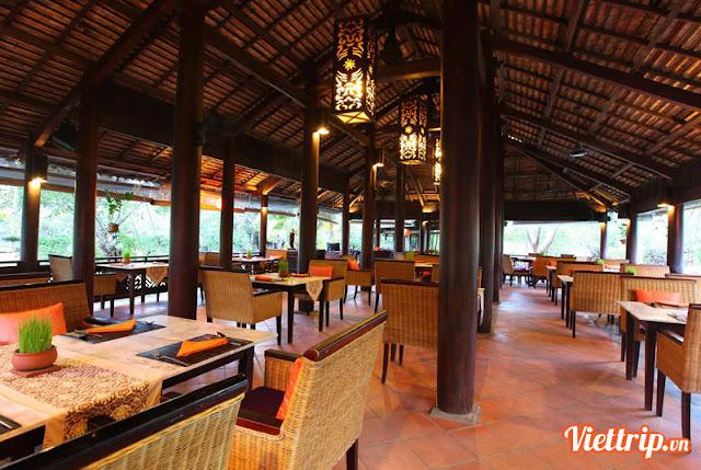 Nhà hàng - Hồ Tràm beach resort