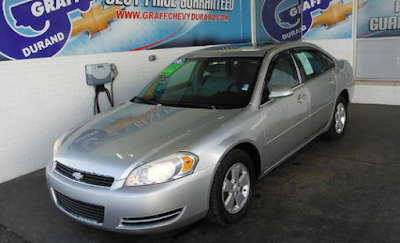 Used 2006 Chevrolet Impala LT for Sale in Durand, MI
