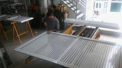 Carpintería de Aluminio Alicante