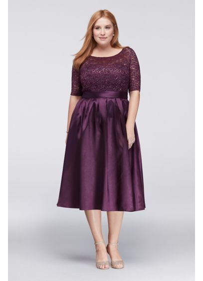 4b330df25c6 Best pick for today - mother of the bride and groom plus size wedding dress  and guest wear with lace sleeves