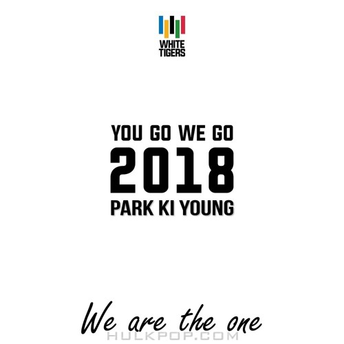 Park Ki Young – We are the one – Single