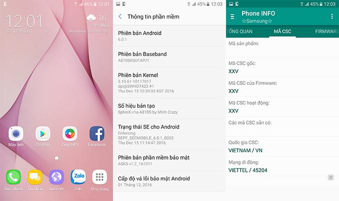 Rom Fix Samsung Galaxy A8 2016 SM-A810S | KampucheaDL