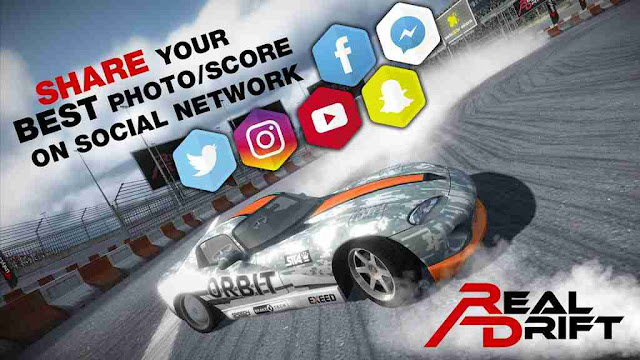 Real Drift Car Racing Free Apk
