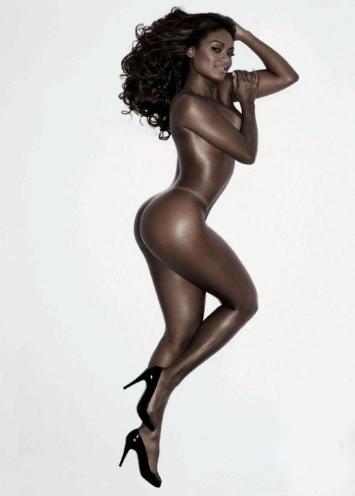 ebony girls in playboy naked