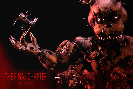 """Five Night's at Freddy's 4"" coming people"