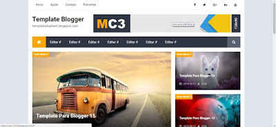Templates Para Blogger Top Best