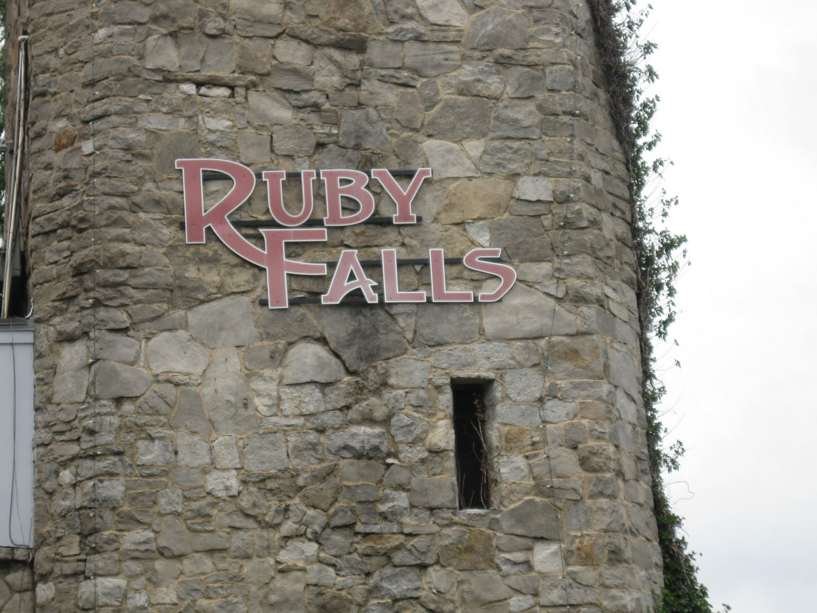 Roadhogusabertoni Ruby Falls Lookout Mountain Tn