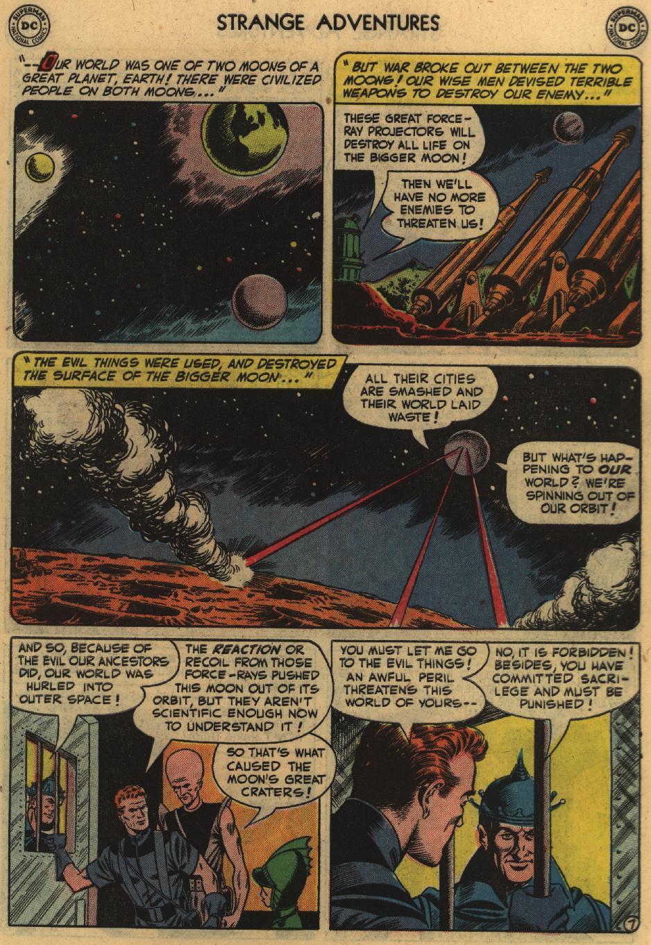 Strange Adventures (1950) issue 11 - Page 45
