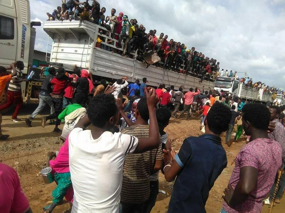 <Clashes threaten Ethiopia&#039;s delicate ethnic balance