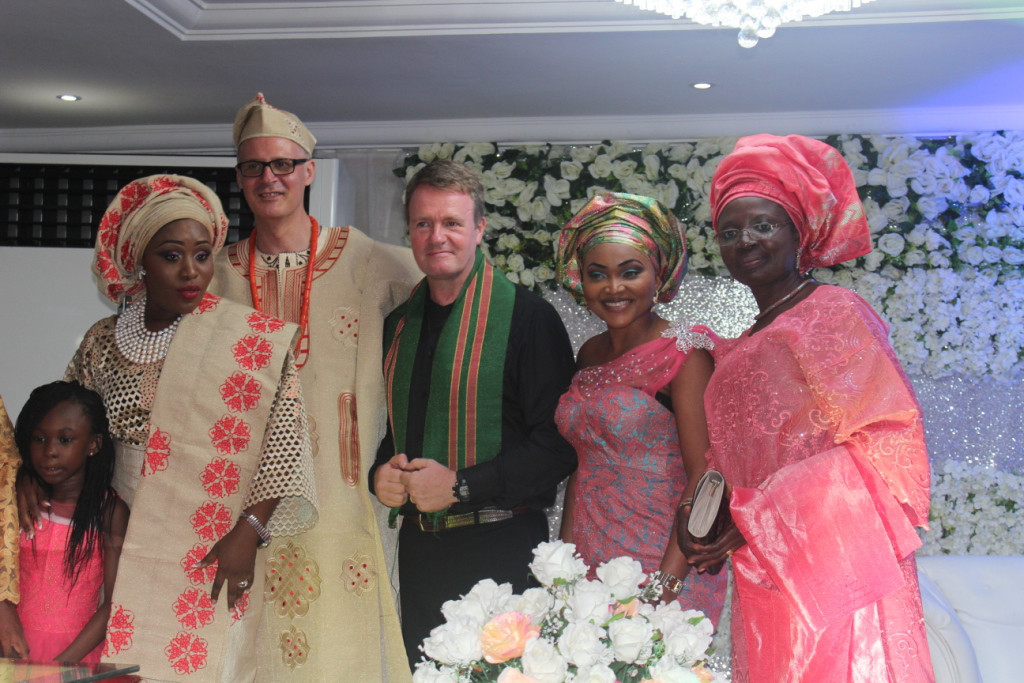 faith irabor wedding