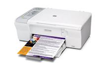 HP Deskjet F4280 Printer Driver