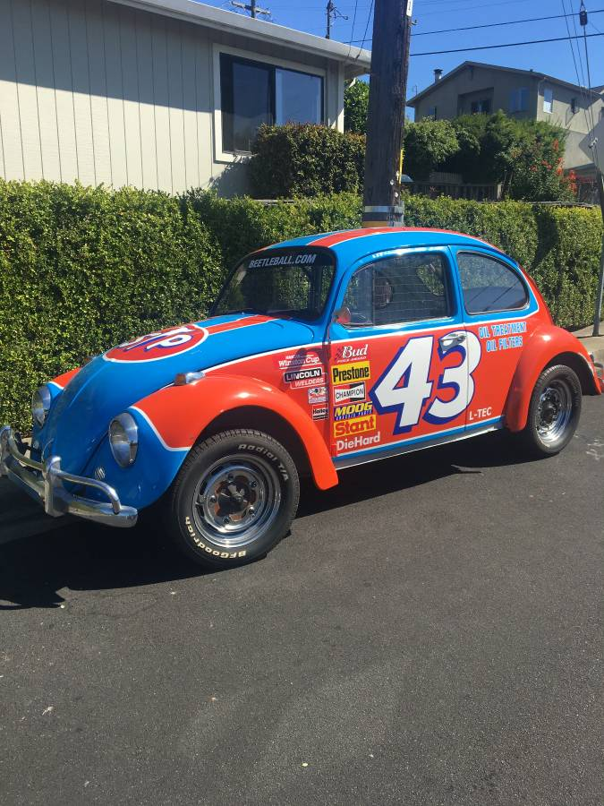 Daily Turismo: The King: 1967 Volkswagen Beetle Type 1