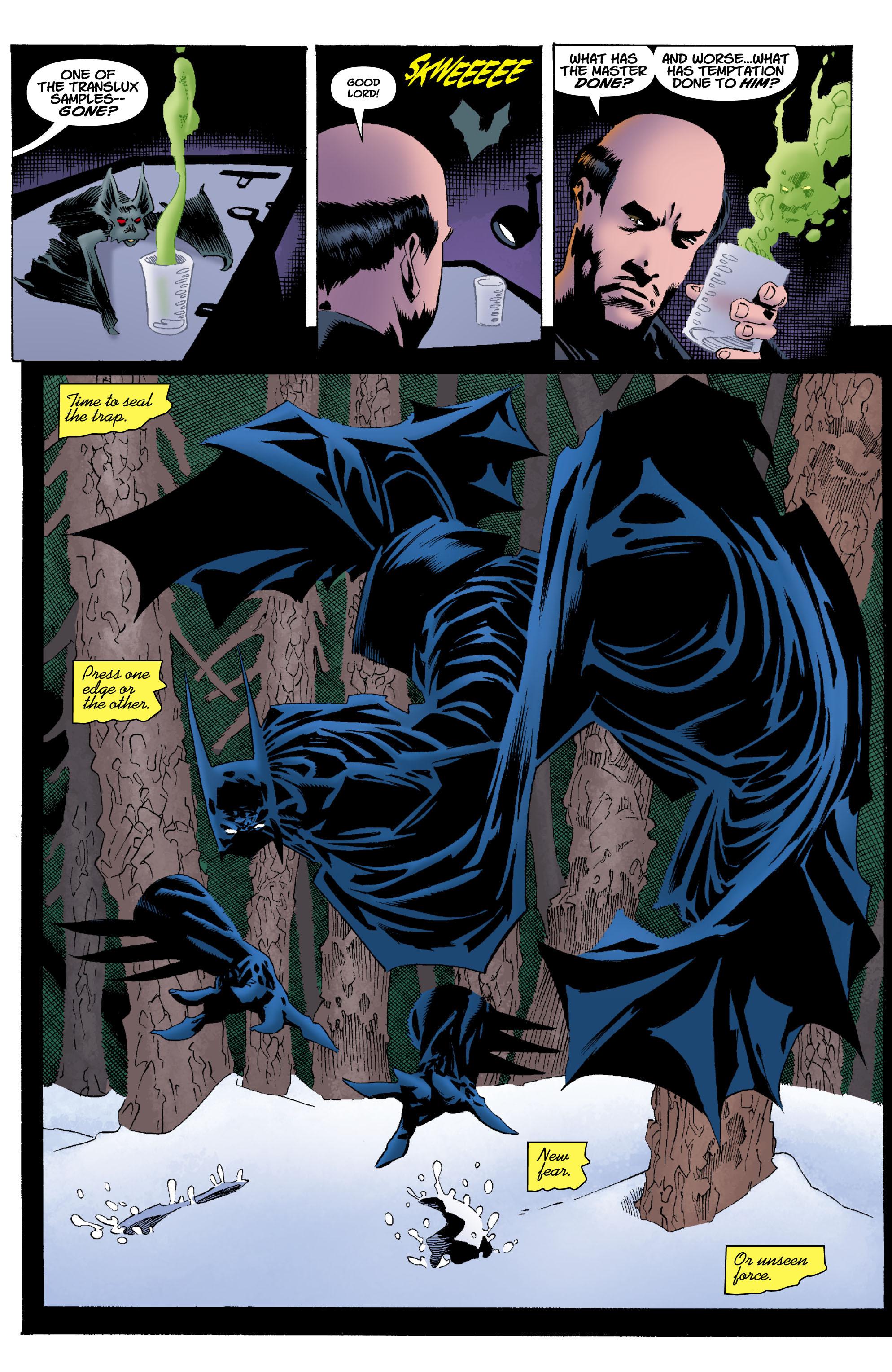 Read online Batman: Unseen comic -  Issue #5 - 10