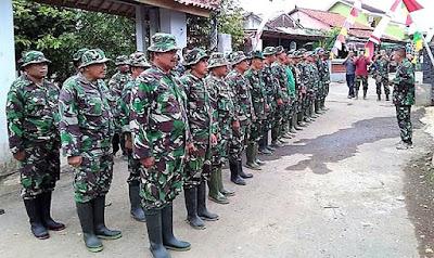 Pergeseran Ploting Pasukan di TMMD Rempoah
