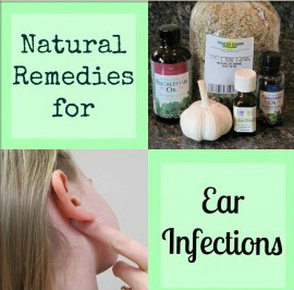 Natural Ear Infection Remedy