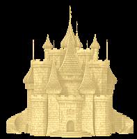 Castelo de areia png