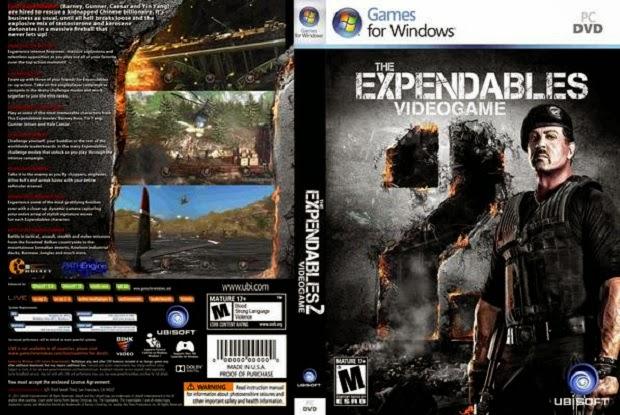 تحميل لعبة the expendables 2 للكمبيوتر