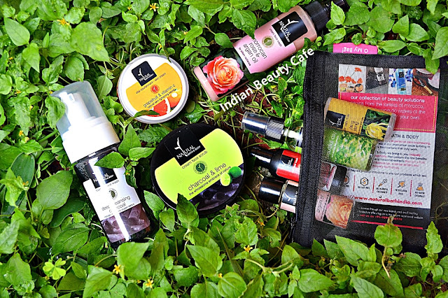 Natural Bath and Body Products Haul