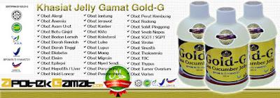 Isi Jelly Gamat Gold Dan Komposisi