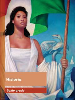 Historia Libro de Texto Sexto grado Ciclo Escolar 2015-2016