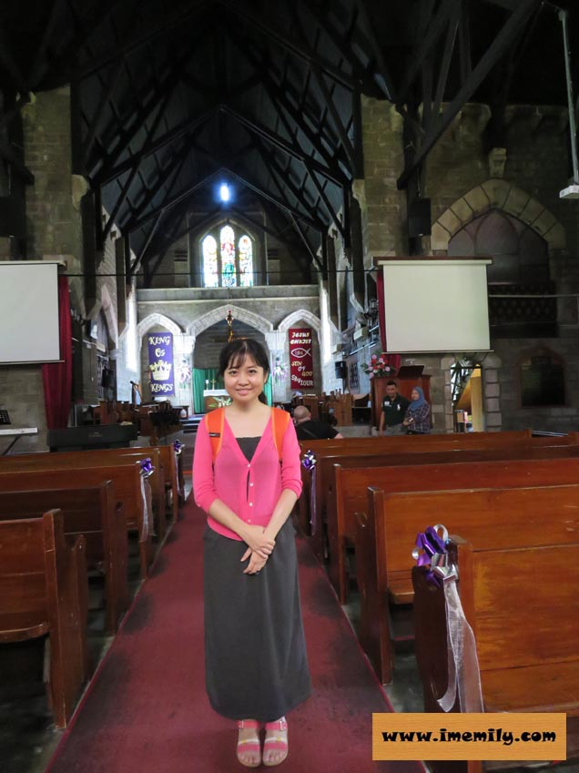 Sandakan Heritage Trail: St. Michael and the Parish of All Angels' church