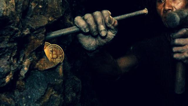 Koin Yang Paling Mudah Ditambang