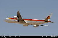Airbus A340 / EC-KOU