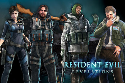 Free Download Game Resident Evil Revelations 1 for Computer or Laptop