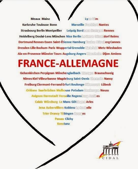 Deutsch-Französische Freundschaft
