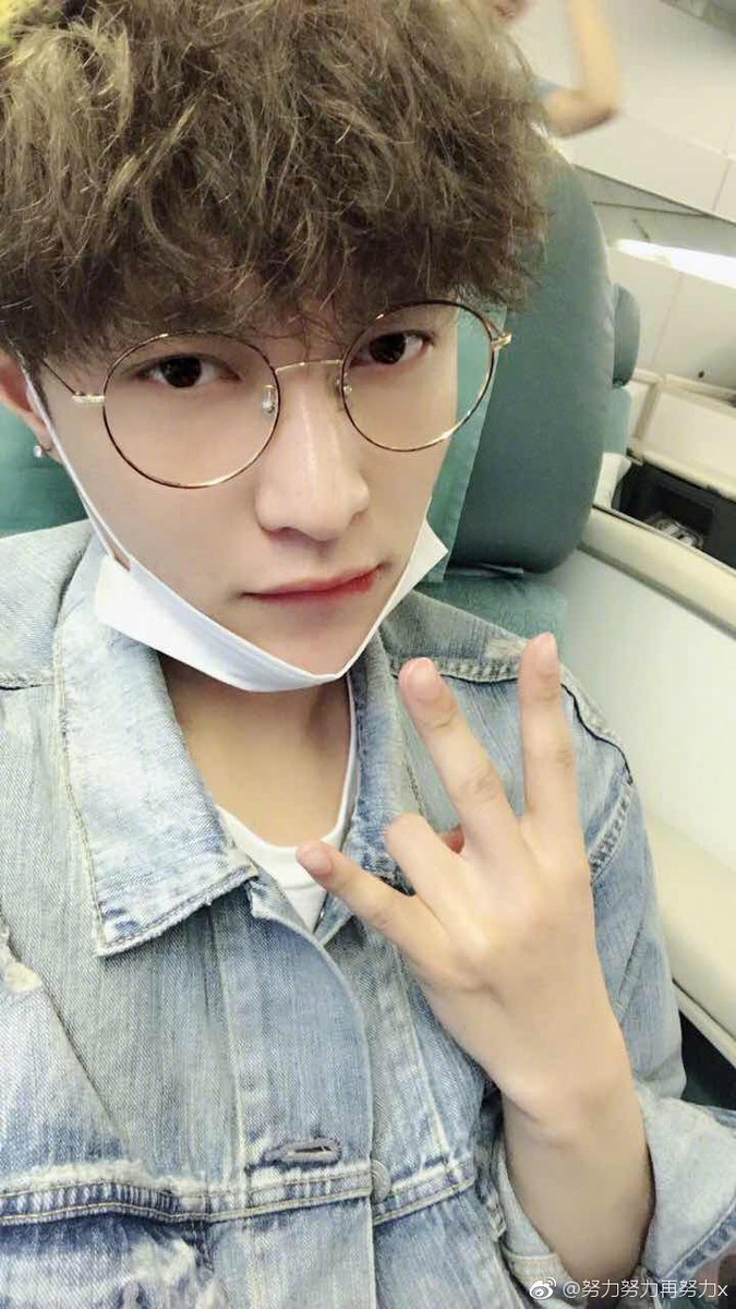 "[TRANS] 170818 Lay Weibo Update: ""Take off"""