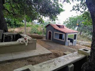 Campus de Cuité da UFCG reutiliza material de construção para novas obras