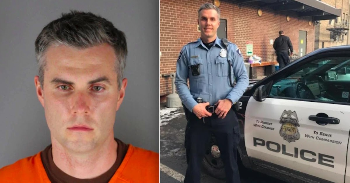 Former Police Officer Charged With Floyd's Killing Is Freed After Asking The Public For Donations To Bail Him Out Of Jail
