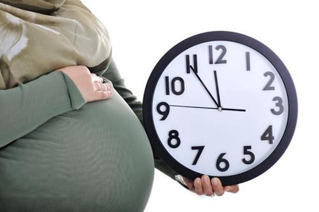 Amalan ketika hamil