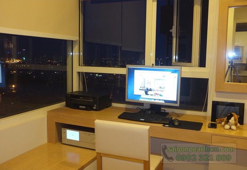 Saigon Pearl Topaz 1 cho thuê căn hộ 3PN tầng 10 - hình 5