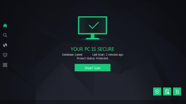تحميل برنامج الحماية من الفيروسات iobit malware fighter pro كامل