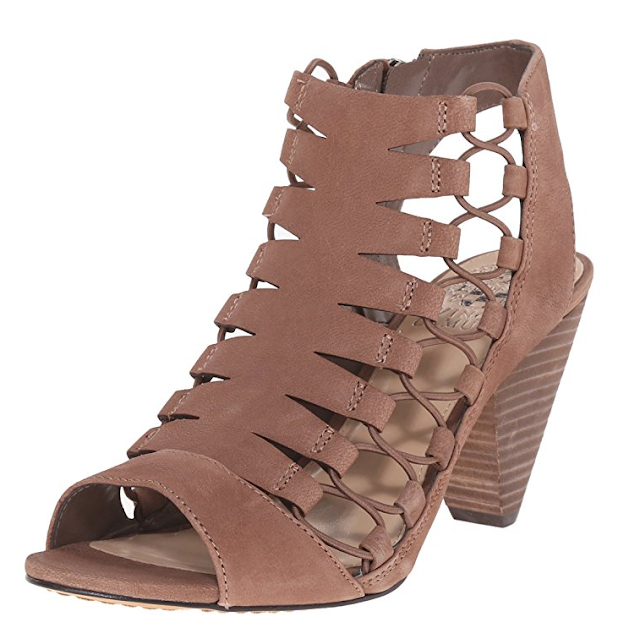 Amazon: Vince Camuto Eliaz Sandals only $45 (reg $119) + Free Shipping!