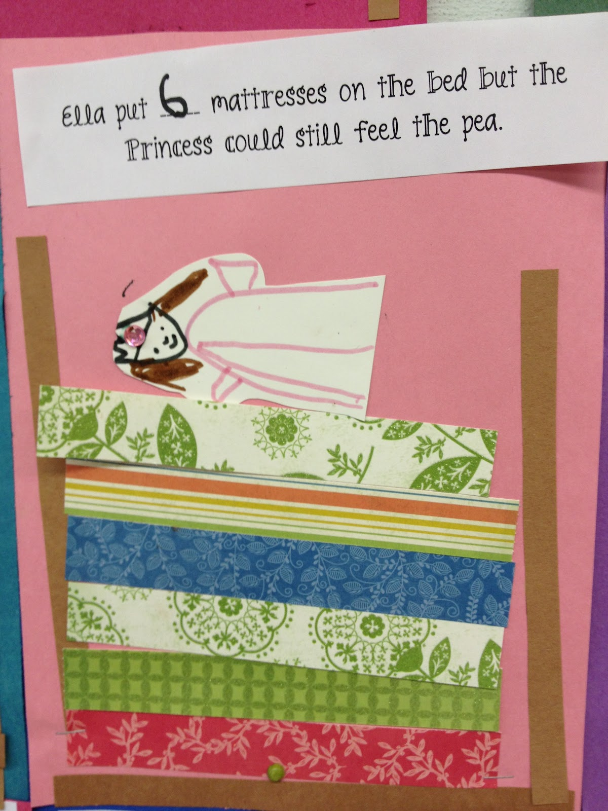 mrs goff 39 s pre k tales fairy tales the princess and the pea. Black Bedroom Furniture Sets. Home Design Ideas