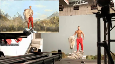 How They Make 'Old Spice' Commercials