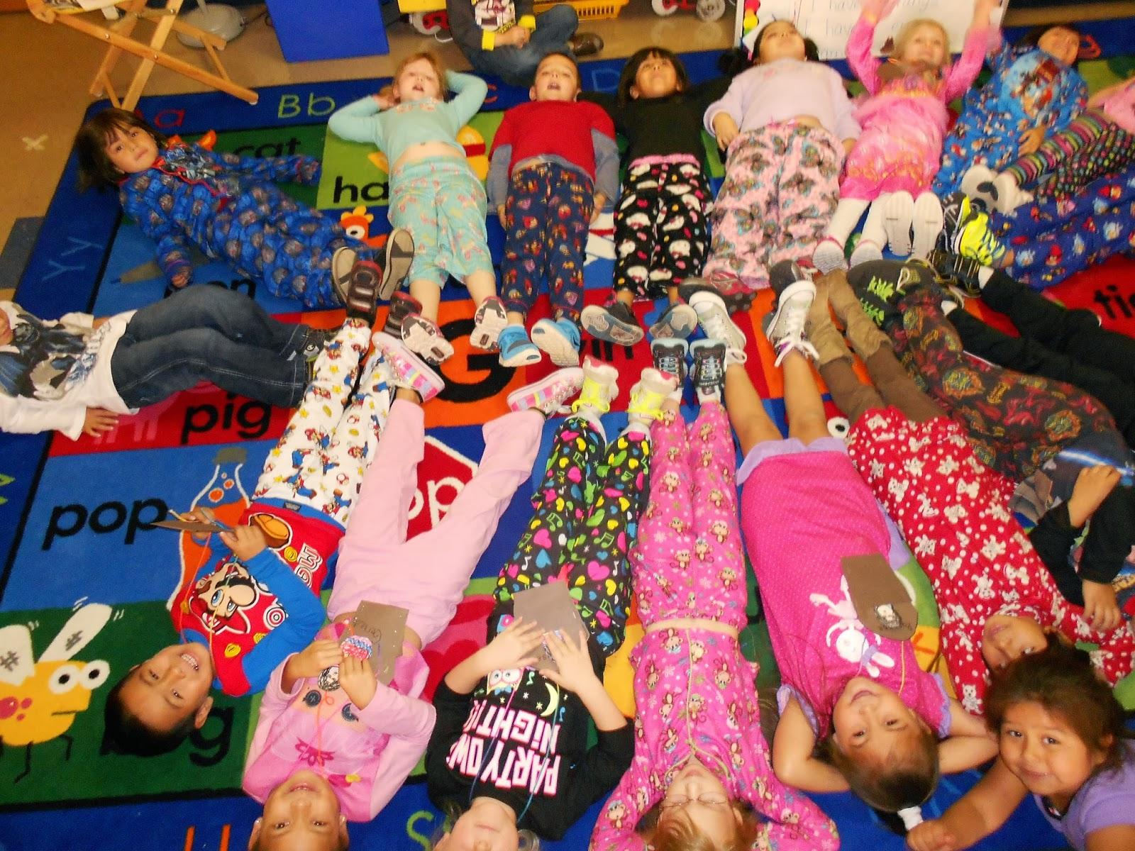 Mrs Raemsch S Kindergarten Puppy Pals Pajama Day