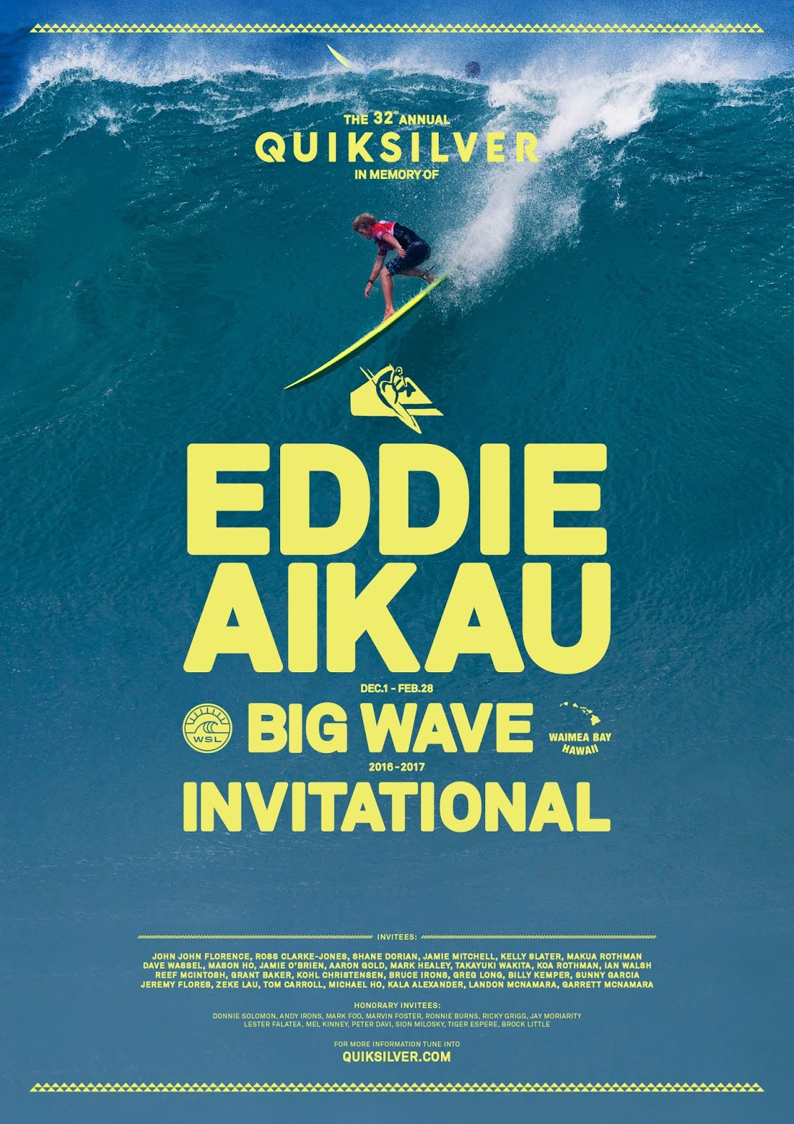 eddie aikau poster