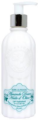 Leche-hidratante-corporal-Almendra-dulce-Aceite-Oliva