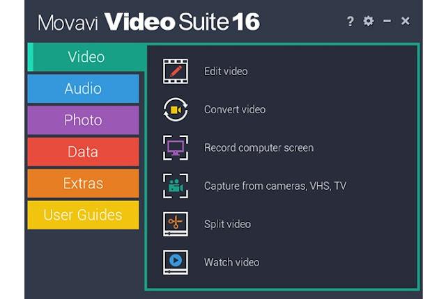 تحميل برنامج برنامج Movavi Video Suite لتعديل الفيديو باحترافية - Download  Movavi Video Suite