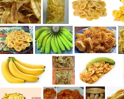 alat pemotong pisang
