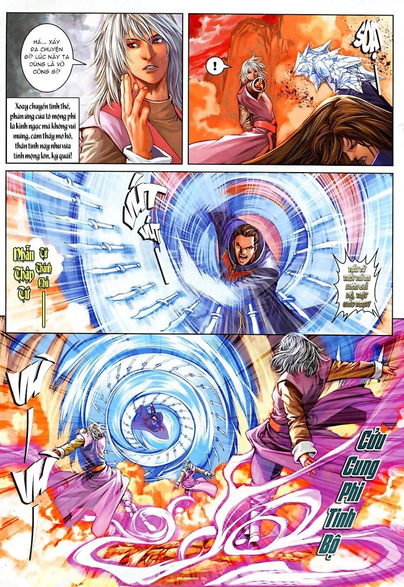 Ôn Thuỵ An Quần Hiệp Truyện Phần 2 chapter 13 trang 16