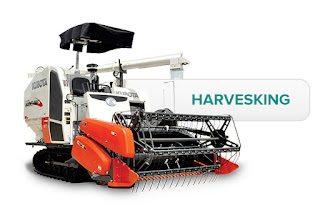 Kubota Combine Harvester Specifications