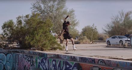 Nyjah Huston - 'Til Death | Nike SB Skateboard Video