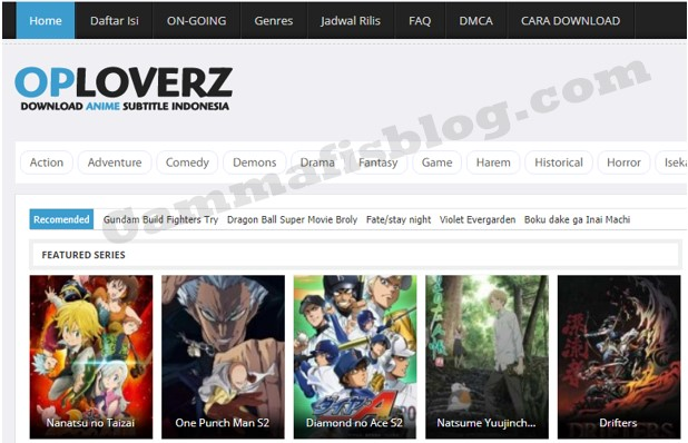 Cara Download Film Anime di Oploverz Menggunakan HP dan Laptop Cara Download Film Anime di Oploverz Menggunakan HP dan Laptop Terbaru 2019