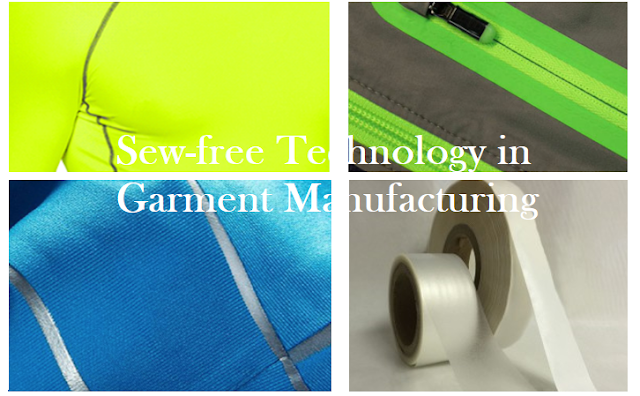 sew-free technology in garment making
