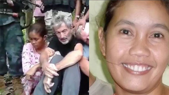 Breaking: Abu Sayyaf frees Filipina hostage